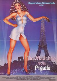 Die Madchen von Pigalle - 43 x 62 Poster - Foreign - Bus Shelter Style A