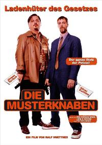 Die Musterknaben - 27 x 40 Movie Poster - German Style A
