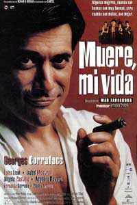 Die, My Darling - 43 x 62 Movie Poster - Spanish Style A