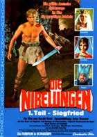 Die Nibelungen, Teil 1 - Siegfried - 11 x 17 Movie Poster - German Style A