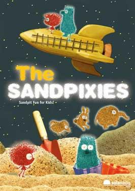 Die Sandmanzen - 11 x 17 Movie Poster - UK Style A