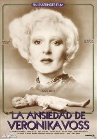 Die Sehnsucht der Veronika Voss - 43 x 62 Movie Poster - Spanish Style A