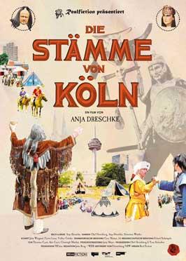 Die Stamme von Koln - 27 x 40 Movie Poster - Style A