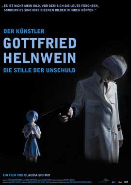 Die Stille der Unschuld - Der Kunstler Gottfried Helnwein - 11 x 17 Movie Poster - German Style A