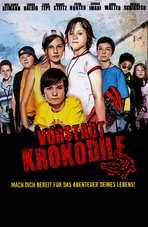 Die Vorstadtkrokodile (TV) - 27 x 40 Movie Poster - German Style A