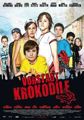 Die Vorstadtkrokodile (TV) - 11 x 17 Movie Poster - German Style A