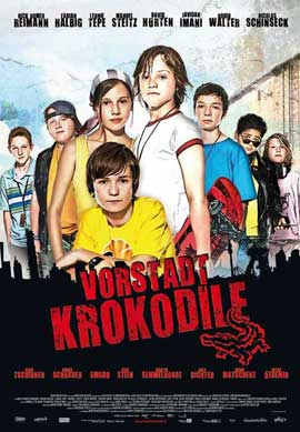 Die Vorstadtkrokodile (TV) - 11 x 17 Movie Poster - Swiss Style A