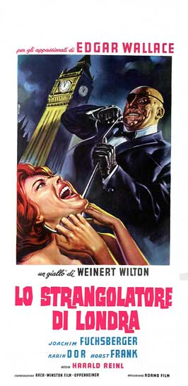 Die weisse Spinne - 11 x 17 Movie Poster - Italian Style A