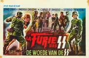 Dieci italiani per un tedesco - 27 x 40 Movie Poster - Belgian Style A