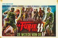 Dieci italiani per un tedesco - 11 x 17 Movie Poster - Belgian Style A