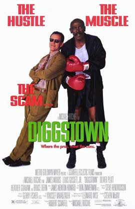 Diggstown - 11 x 17 Movie Poster - Style A