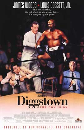 Diggstown - 11 x 17 Movie Poster - Style B