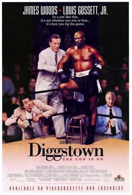 Diggstown - 27 x 40 Movie Poster - Style B