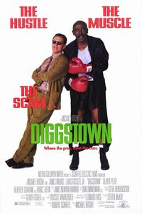 Diggstown - 27 x 40 Movie Poster - Style A