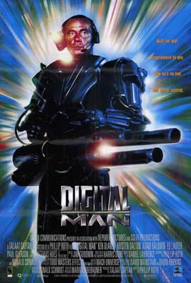 Digital Man - 27 x 40 Movie Poster - Style A