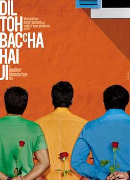 Dil Toh Bachcha Hai Ji - 11 x 17 Movie Poster - Style A
