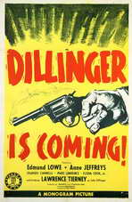 Dillinger - 11 x 17 Movie Poster - Style D