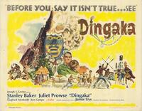 Dingaka - 11 x 14 Movie Poster - Style A