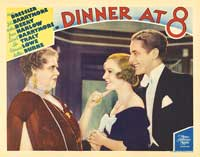 Dinner at Eight - 11 x 14 Movie Poster - Style D
