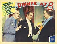 Dinner at Eight - 11 x 14 Movie Poster - Style E
