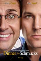 Dinner for Schmucks - 11 x 17 Movie Poster - Style A