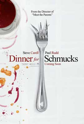 Dinner for Schmucks - 11 x 17 Movie Poster - Style C