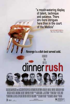 Dinner Rush - 27 x 40 Movie Poster - Style B