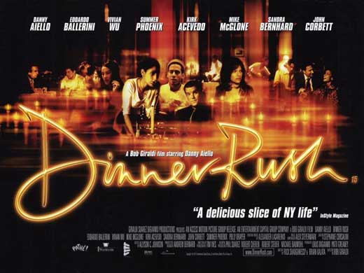 Movie Posters 2000: Dinner Rush Movie Posters From Movie Poster Shop