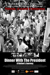 Dinner with the President: A Nation's Journey - 11 x 17 Movie Poster - Style A