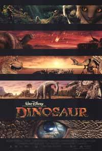 Dinosaur - 27 x 40 Movie Poster - Style B