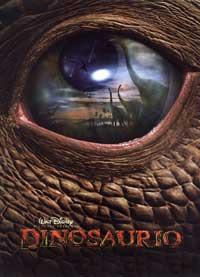 Dinosaur - 27 x 40 Movie Poster - Spanish Style A