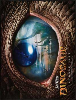 Dinosaur - 27 x 40 Movie Poster - UK Style A