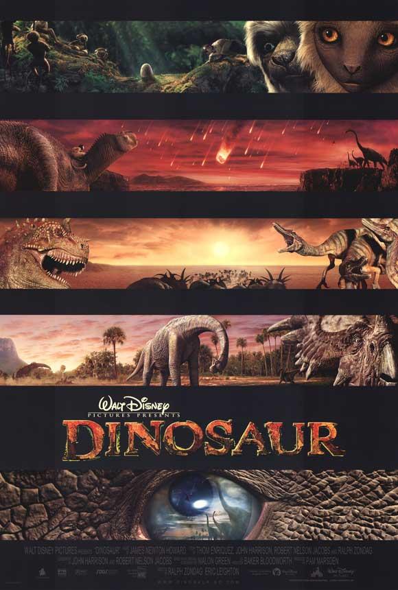 Image result for dinosaur 2000 poster