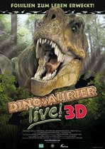 Dinosaurs Alive - 11 x 17 Movie Poster - German Style A