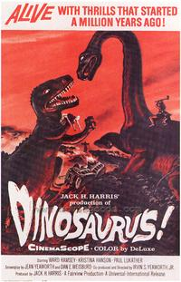 Dinosaurus! - 43 x 62 Movie Poster - Bus Shelter Style A