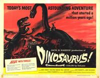 Dinosaurus! - 22 x 28 Movie Poster - Half Sheet Style A