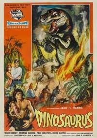 Dinosaurus! - 27 x 40 Movie Poster - Italian Style A