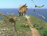 Dinotopia - 8 x 10 Color Photo #8