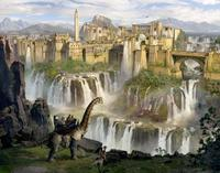 Dinotopia - 8 x 10 Color Photo #35