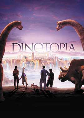 Dinotopia - 11 x 17 Movie Poster - Style A