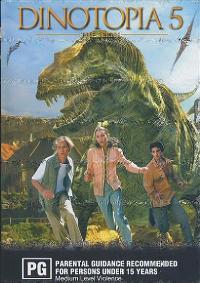 Dinotopia - 11 x 17 Movie Poster - Style C