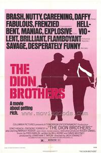 Dion Brothers - 11 x 17 Movie Poster - Style A