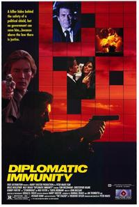 Diplomatic Immunity - 27 x 40 Movie Poster - Style A