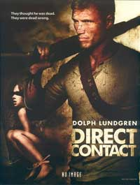 Direct Contact - 11 x 17 Movie Poster - Style A