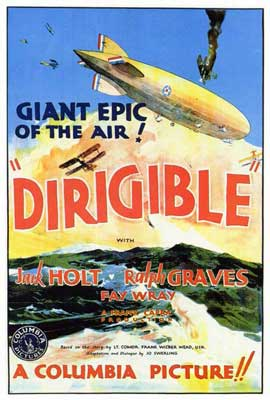 Dirigible - 27 x 40 Movie Poster - Style A