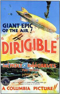 Dirigible - 43 x 62 Movie Poster - Bus Shelter Style A