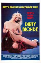 Dirty Blonde - 11 x 17 Movie Poster - Style A