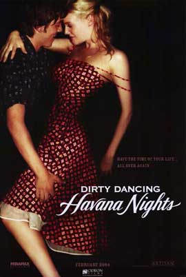 Dirty Dancing: Havana Nights - 11 x 17 Movie Poster - Style A