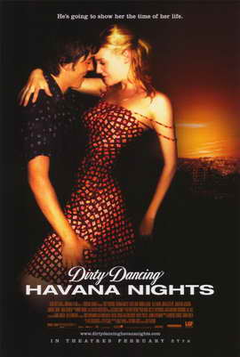 Dirty Dancing: Havana Nights - 11 x 17 Movie Poster - Style B