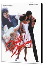 Dirty Dancing - 11 x 17 Movie Poster - Style B - Museum Wrapped Canvas